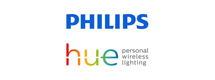 Logotips Philips Hue