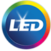 LED logotips